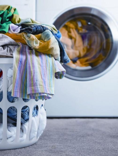 Waterbesparende wasmachine